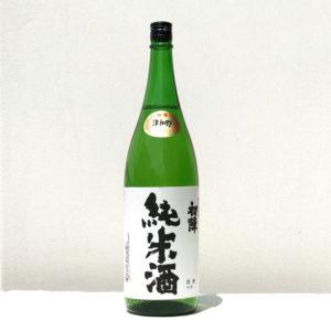 初陣純米酒1.8l