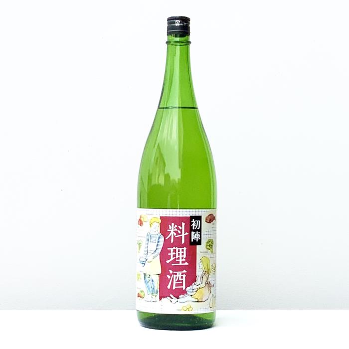 初陣・料理酒1.8l